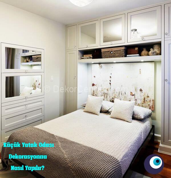 Küçük Yatak Odası Nasıl Dizayn Edilir?