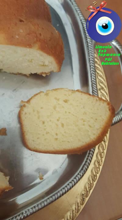 Limonlu Kek Güzel Mi?