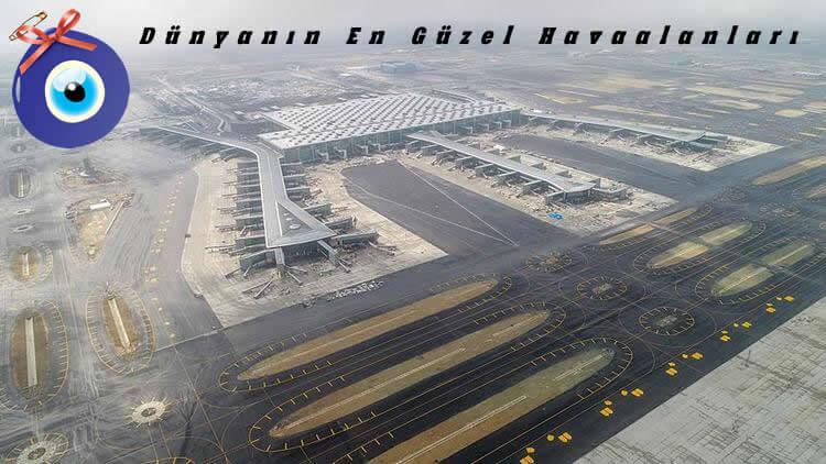 Dünyanın En Güzel Havaalanları