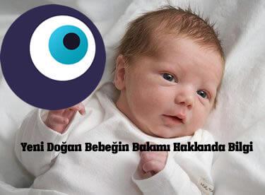 Yeni Doğan Bebeğin Bakımı Hakında Bilgi