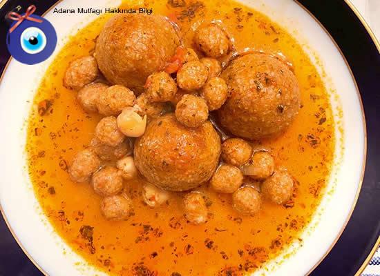 Adana Mutfağı Hakkında Bilgi