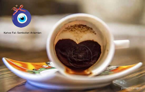 Kahve Falı Sembolleri Anlamları