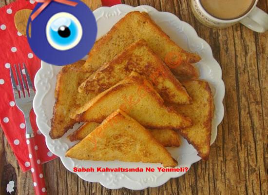 Sabah Kahvaltısında Ne Yenmeli?